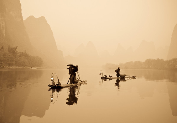 Guilin (March, 2009)