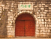 An old city gate in Guilin