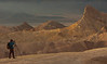 Me at Zabriskie Point - near sunset