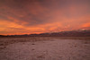 Badwater - sunrise over the salt flat