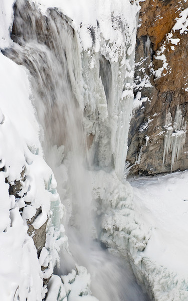 More frozen falls