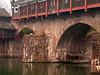 Under the bridge