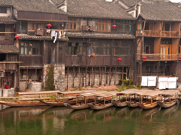 Tuo Jiang River