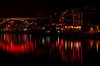 More night scene - a tourist attraction