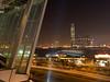 View of Kowloon Skyline from IFC (International Finance Center)