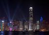Hong Kong Skyline<br /> The tallest building is IFC (International Finance Centre) - 88 storeys
