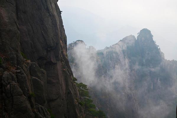Scene near the Flying-Rock