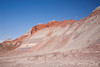 Moonrise over the Painted Desert near the Tepees