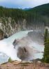 Wapta Falls - leading to Kicking Horse River (near Field, BC)