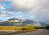 Along Highway 93 - Kootenay NAtional Park
