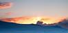 Sunrise near Jokulsarlon glaciers
