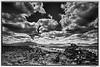 View from Wuptaki Pueblo - Wupatki National Monument