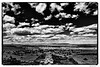 View from Citadel Pueblo - Wupatki National Monument