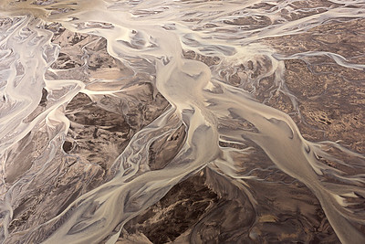 Aerial photos of Iceland Highlands (June, 2015)