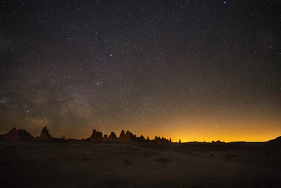 Trona Pinnacles, CA (March, 2016)