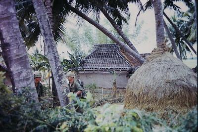 photos from Vietnam service