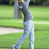 STAN HUDY - SHUDY@DIGITALFIRSTMEDIA.COM<br /> Shenendehowa golfer Paul Goetz watches his tee shot sail during Monday's match against Burnt Hills at The Edison Club.