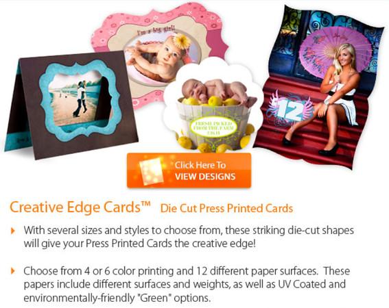 Creative Edge Cards