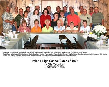 Ireland Class of 1965