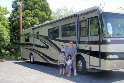 Bret and Sharon's Motorhome