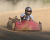 Week ending Aug 10,2008.  If you are going to race your kart in the dirt, you are going to get dirty!  Dirt is courtesy of Thunder Valley track, Hudsonville, Indiana.