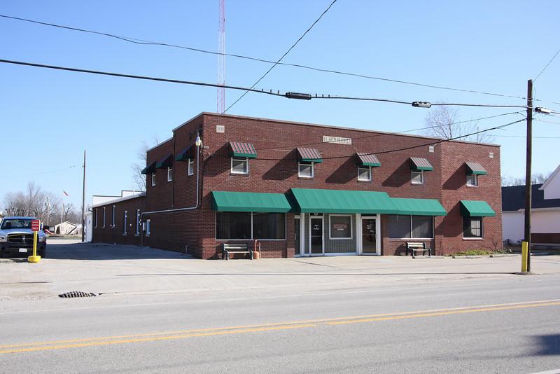 Elmer Buchta Trucking office.