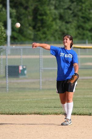 Hannah & Erin Softball II