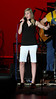 """Week ending June 13, 2009.  A contestant at the WBDC Colgate talent contest.  She placed """"in the money""""."""