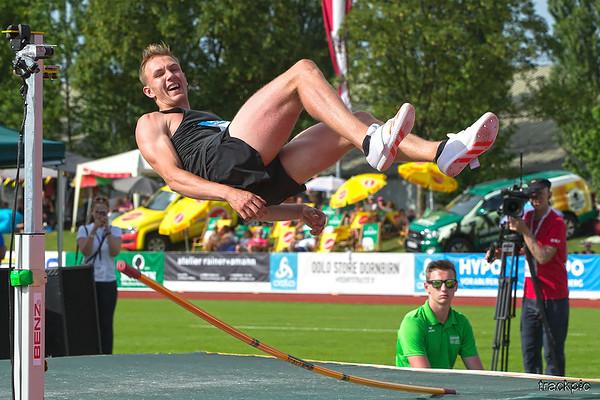 Hypomeeting 2018 Decathlon High Jump