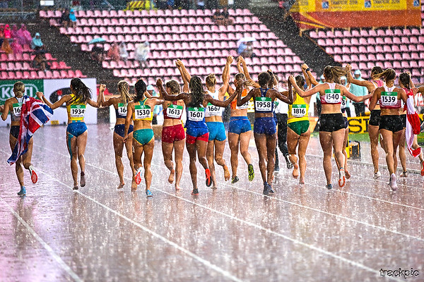 IAAF World U20 Championships - Heptathlon