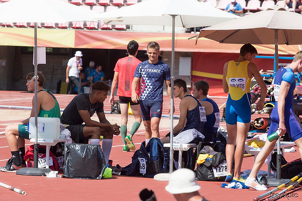 IAAF World U20 Championships - Pole Vault Men