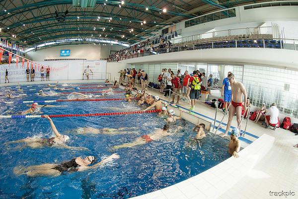 LEN European Junior Champs Swimming 3