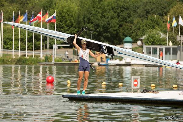 World Rowing U23 Championships Tuesday