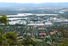 "02/01/08 - Canberra CBD (we call it ""Civic"") from Mt Ainslie."
