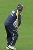 12/02/08 - International Cricket at Manuka Oval, India v Sri Lanka. Sanath Jayasuriya Warming Up