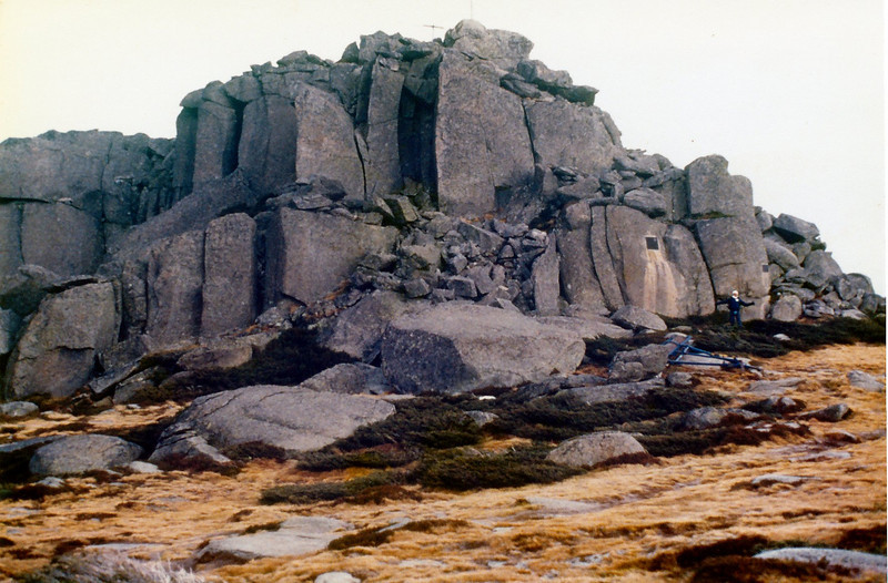 1986 Jun - On Top of Mt Crackenback