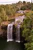 1997 Jul - Dangar Falls, Dorrigo, NSW