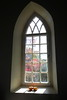 07/05/2017 - Window in St Bartholomew's Catholic Church, Collector, NSW