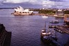 1997 Jul - Sydney Opera House, From The Pylon
