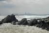 01/09/2016 - Surfers Paradise from Elephant Rock, Currumbin Beach, Gold Coast, QLD.