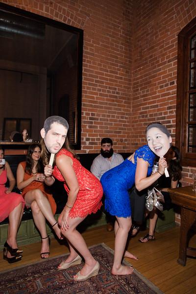 Laura & Jesse's Carondelet House Wedding