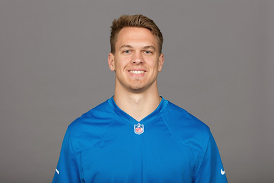 Detroit Lions 2016 Football Headshots