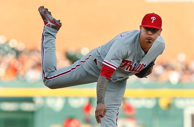 Phillies Tigers Baseball