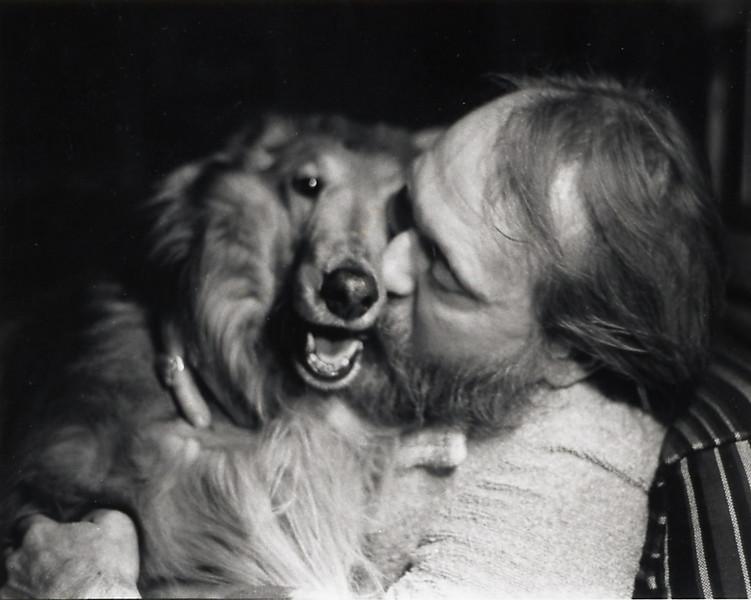 Irv and Chief, around 1969. Photo by B. Docktor