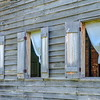 Windows from a Historic Old School House!