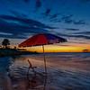 El Jardine Beach Sunrise - Seabrook, Texas