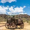 Covered Wagon - Fort Davis, Texas