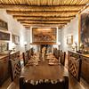 The Dining Room at El Fortin del Cibolo