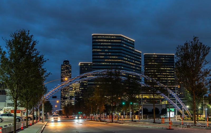 Post Oak Boulevard - Galleria Area - Houston, Texas
