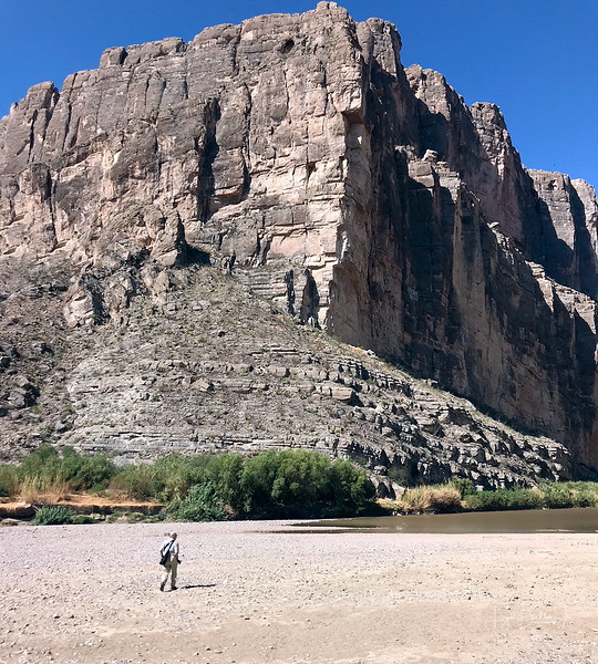 Santa Elena Canyon - Big Bend National Park